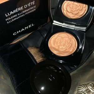 Chanel Illuminating Powder.  .28 Oz.  Never Used.